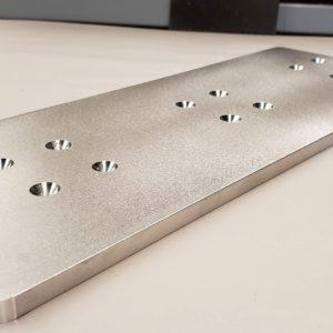 Universal Deck Plate Adapter
